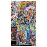Huge vintage comic book collection