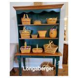 MANY Longaberger baskets
