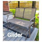 Outdoor glider