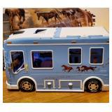 MANY Breyer horses, horse trailers, trucks, RV, etc...