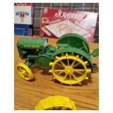Die Cast tractors, etc...
