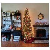 Christmas galore - Dept. 56, Lenox, Breyer, Peanuts, Nativity sets +++