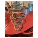 3 Outdoor Candle Holder/Lanterns $25 for 3