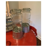Beverage Dispensers with Glavinized Bottom $20 Each (with box)