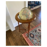 Nice Globe on Wood Stand $100