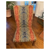 UPHOLSTERED SIDE CHAIR $65