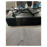 YAMAHA NATURAL SOUND AV RECEIVER RX-V477 $100