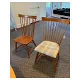 CHERRY SIDE CHAIRS $50 EACH