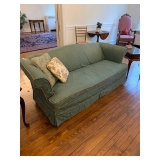 SOFA WITH SLIP COVER $200