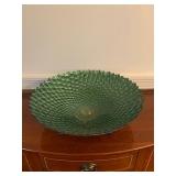 Art Deco Glass Bowl $40
