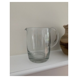 Crystal Pitcher $15