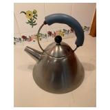 Alessi Tea Kettle $40