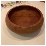 Wood Salad Bowl $15