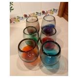 Set of Modern Glasses $15