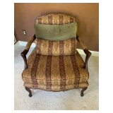 Pair of Custom Expressions Bergere Chairs $500 Pair