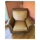 Leather Laguna Chaps Arm Chair $350