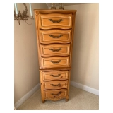Yellow Pine Lingerie Chest $165