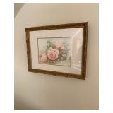 Floral Decorative Antique Picture $75