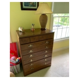 Maple Chest of Drawers $125