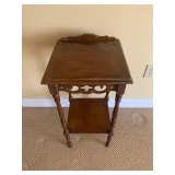 Antique Side Table $45