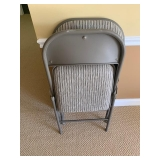 Pair of Folding Chairs $22