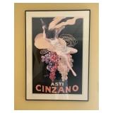Framed Poster $60