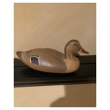 Decoy (signed) $40