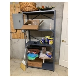 Shelving Unit $50