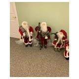 Standing Santa $35