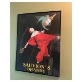 Brandy Framed Poster $60