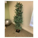5 Foot Feather Tree $40