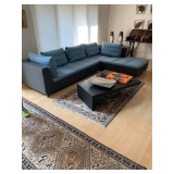 FENG Sectional Seating by Didier Gomez for Ligne Roset $2650