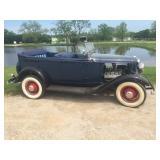 1932 Phaeton-Kit