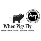 Minerals, Antiques, Jewelry, Packed Denton Online Only Auction by When Pigs Fly / A&T Auctions