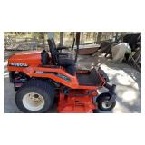 Kubota Diesel Zero Turn Mower
