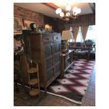 Navajo Rug Primitive Furniture