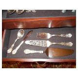 """Francis I"" sterling flatware by Reed & Barton"