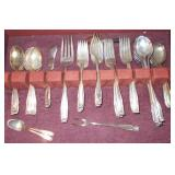 "Wallace ""Stradivari"" pattern sterling flatware"