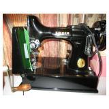 "Singer ""Featherweight"" sewing machine"