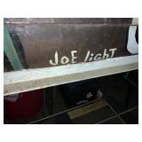 Local ARTIST. THE LATE JOE LIGHT