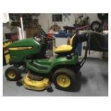 Living Estate Sale -- John Deere Mower, Tools, Pool Table, & More!