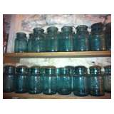 Loads of Ball Jars