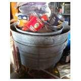 Vintage Tins & Buckets