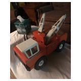 Vintage Metal Toy Trucks