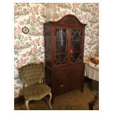 Dining room furniture mahogany