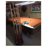 Pay to play pool table
