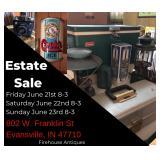 Evansville Estate Sale