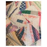 vintage local family quilts