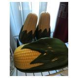Corn, Shawnee pottery