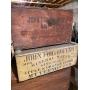 John Forthoffer Hutchinson Glass Bottles 1800s